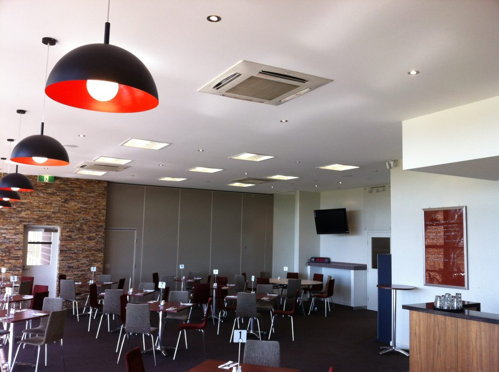 Speaker Installation  Hospitality Golf Course Sunshine PC Audio Visual Melbourne 3