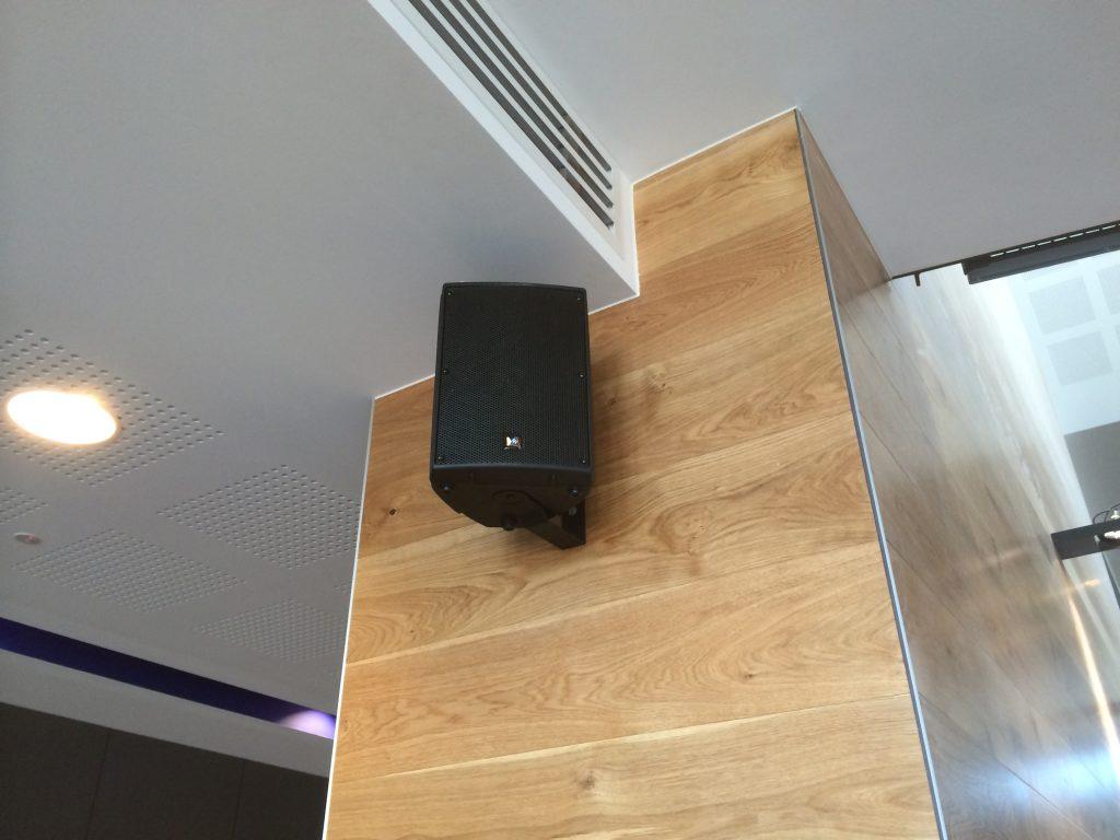 Speaker Installation   Business Brighton PC Audio Visual Melbourne