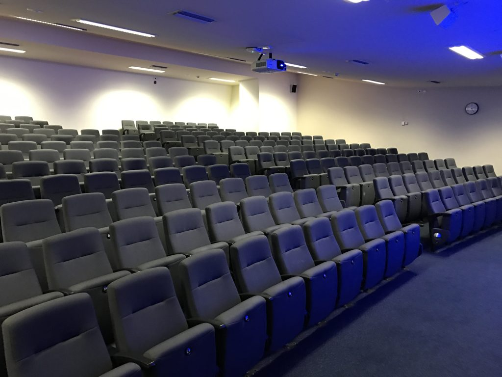 Projector Screen Control System   Lecture Theater Essendon PC Audio Visual