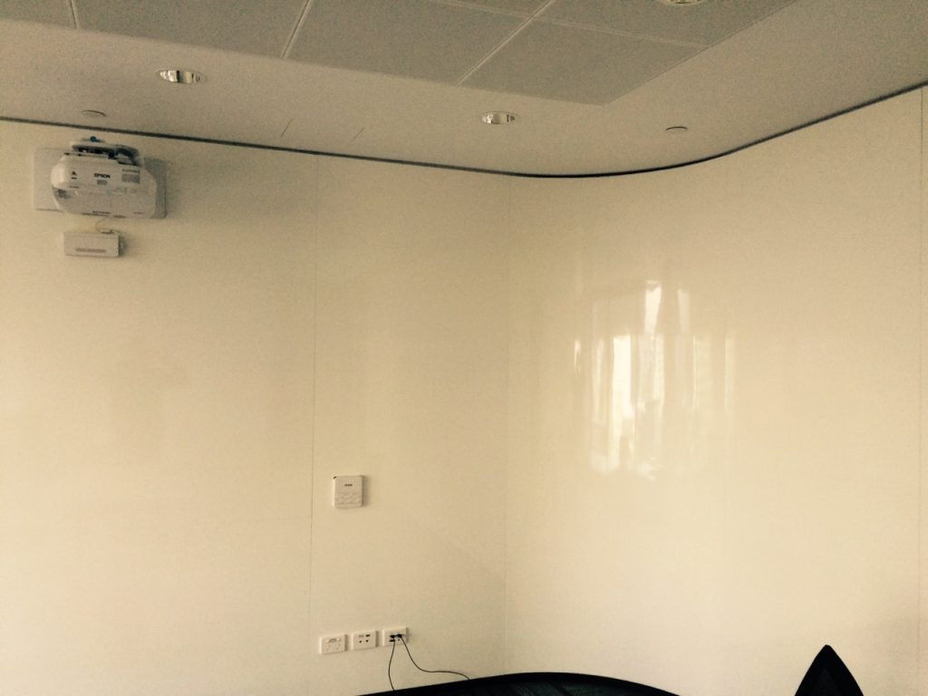 Interactive Projector Installation | Business Melbourne PC Audio Visual