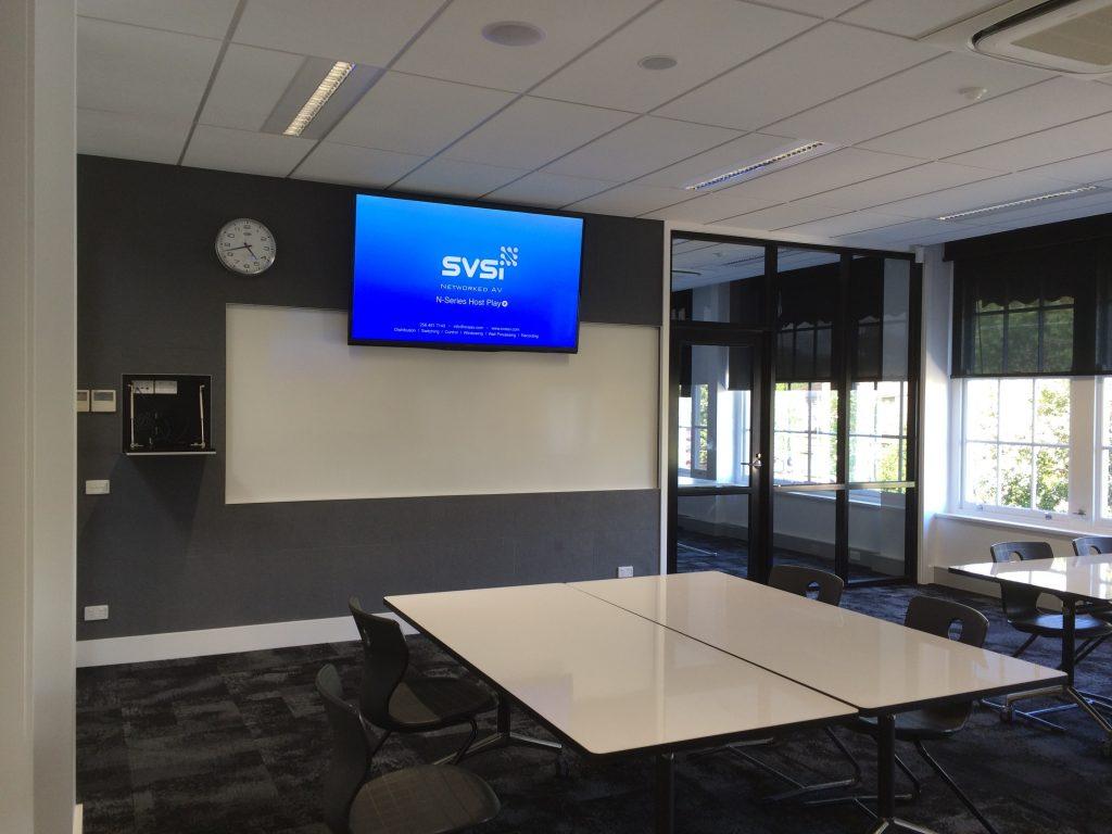 Screen Installation  Education Brighton PC Audio Visual Melbourne