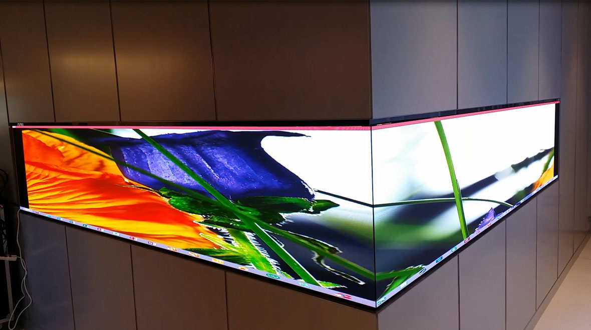 Video Wall LED installations PC Audio Visual Melbourne 11