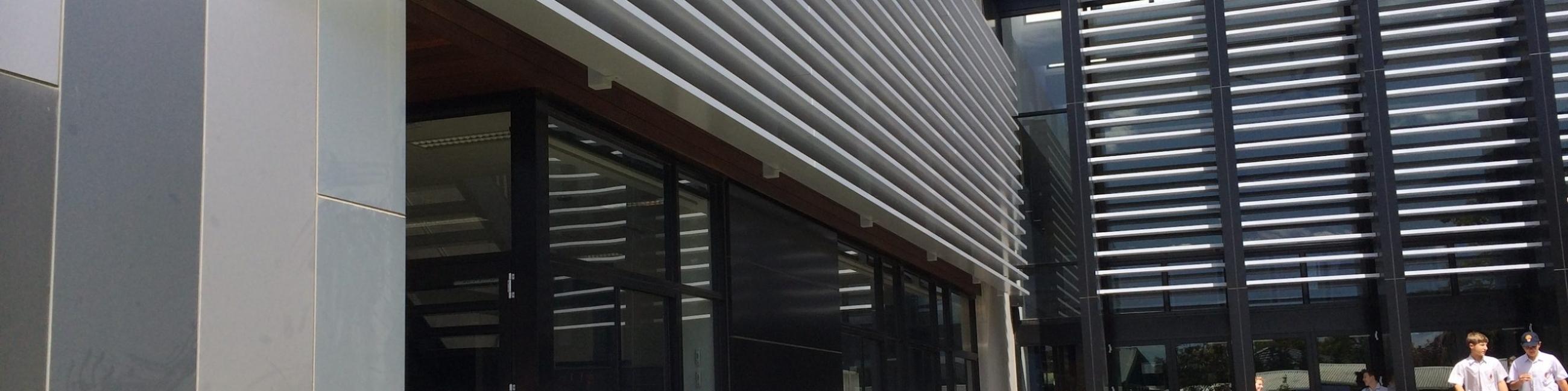 Brighton School PA Install