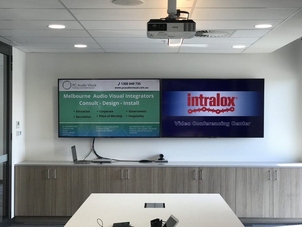 Video Conference System Installation | Corporate Somerton PC Audio Visual Melbourne