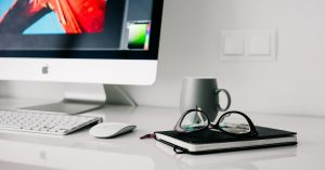 Home Office Stock Image | Tips PC Audio Visual Melbourne