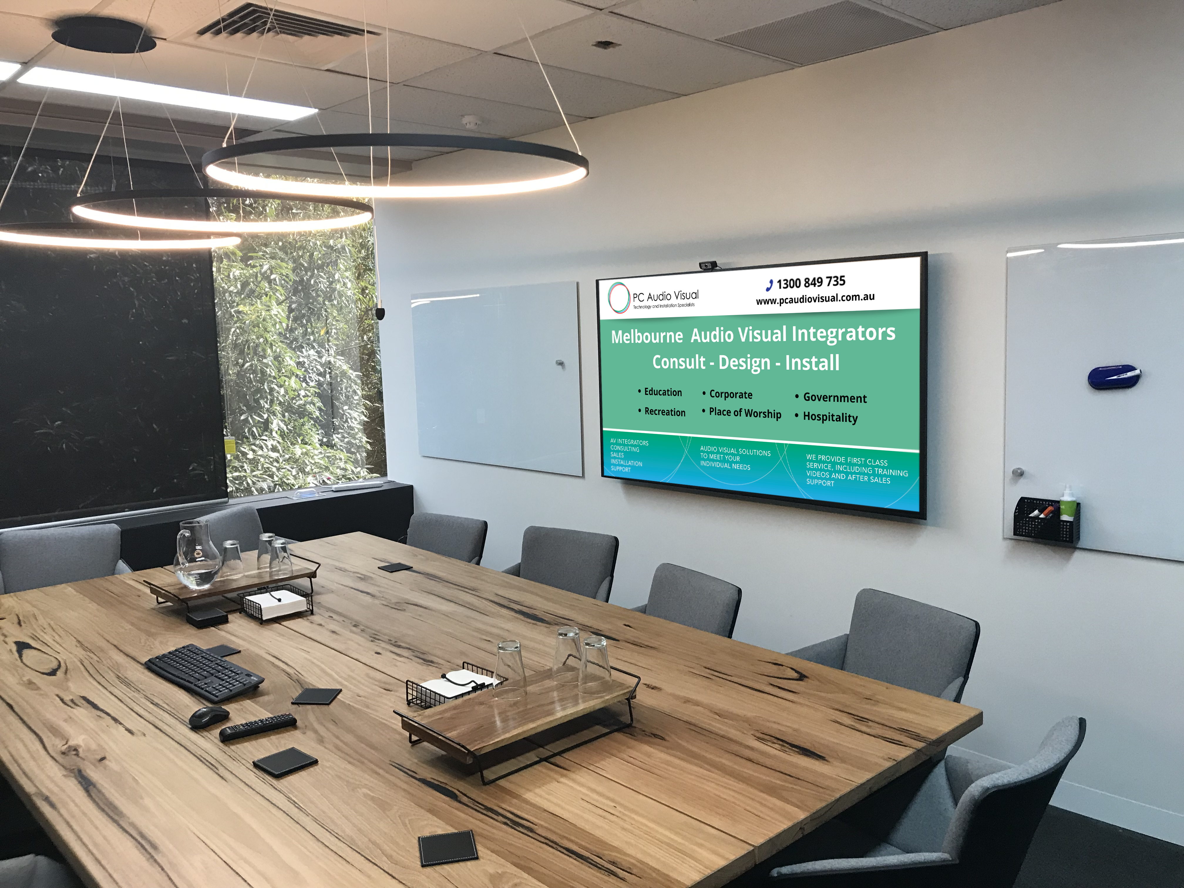 Video Conferencing Installation | Corporate Elwood PC Audio Visual Melbourne