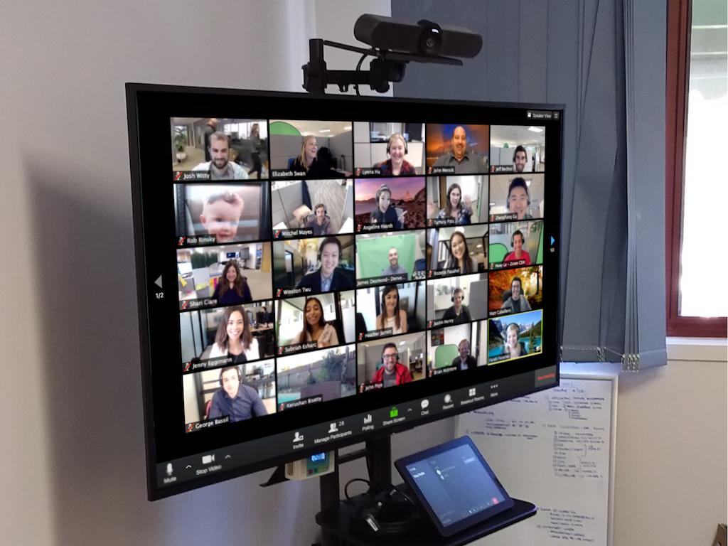 Video Conference Installation | Corporate Ballarat PC Audio Visual Melbourne